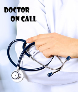 Doctor is available on 24-hour basis