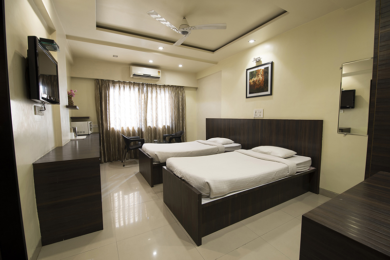 Twin Sharing Executive Room